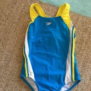 New Speedo swimsuit and swim cap
